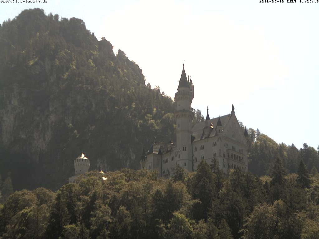 Webcam Neuschwanstein